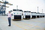 Hutchison Ports first to pilot autonomous truck technology in Thailand