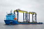 Container Terminal Saint-Petersburg receives three new RTGs