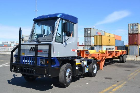 SSA Marine orders terminal tractors for terminals in Panama and Mexico