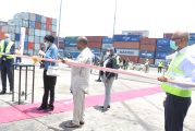 APMT commissions multi-million dollar mobile harbour cranes in Lagos