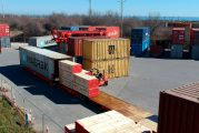 Fast Freight receives new Combilift product for fast container loading