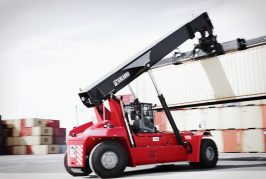 Kalmar to deliver 10 reachstackers to Contargo