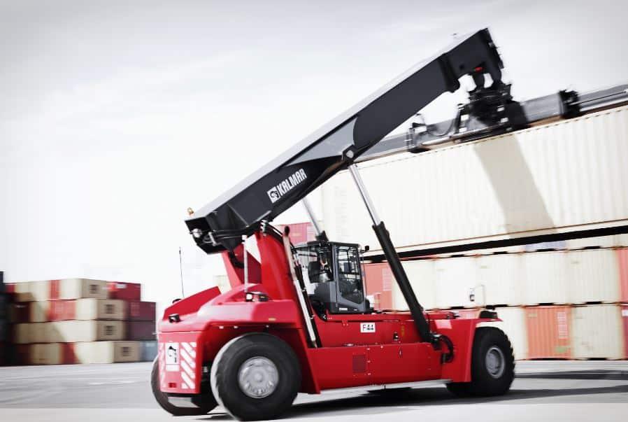 Kalmar to deliver 10 reachstackers to Contargo