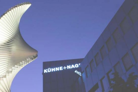 Kuehne + Nagel expects around 20,000 job cuts