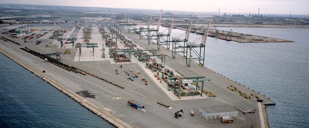 Yilport resumes revamping San Cataldo Container Terminal during COVID-19