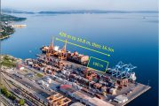 Dredging project at Adriatic Gate Container Terminal confirmed