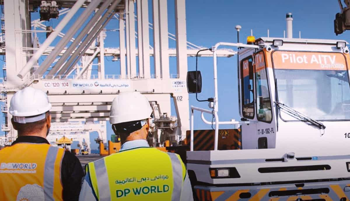 Jebel Ali to be equipped with autonomous internal terminal vehicles