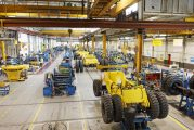 Hyster lift truck factories reopen