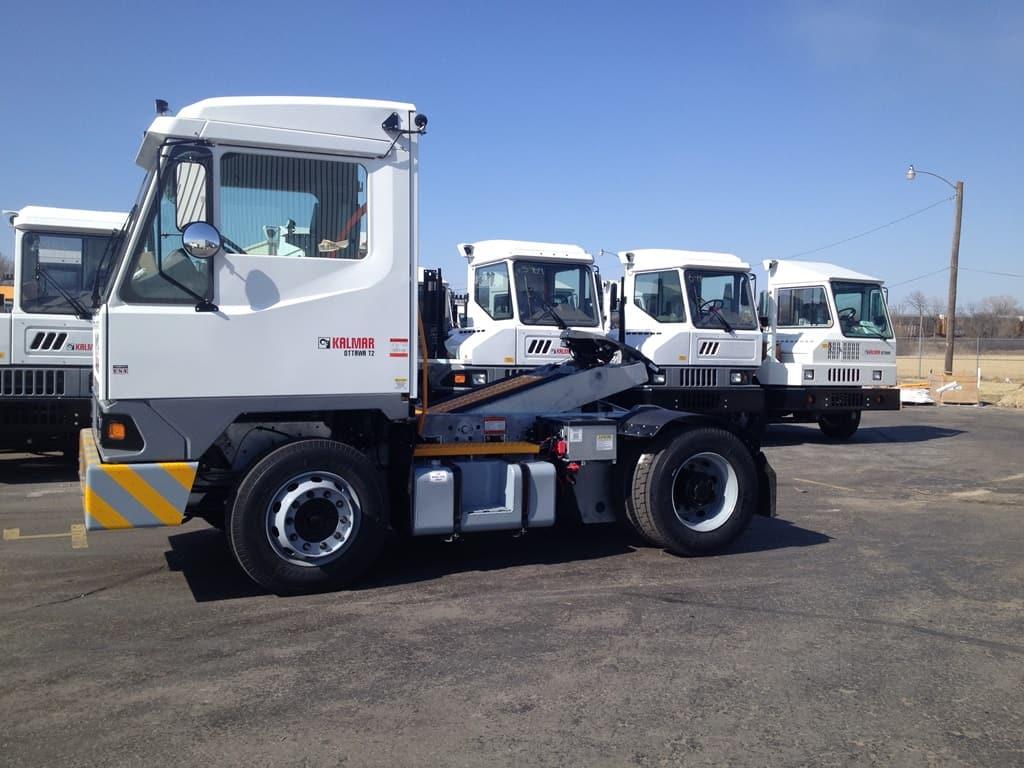 Kalmar to supply 16 T2 terminal tractors to Latin America
