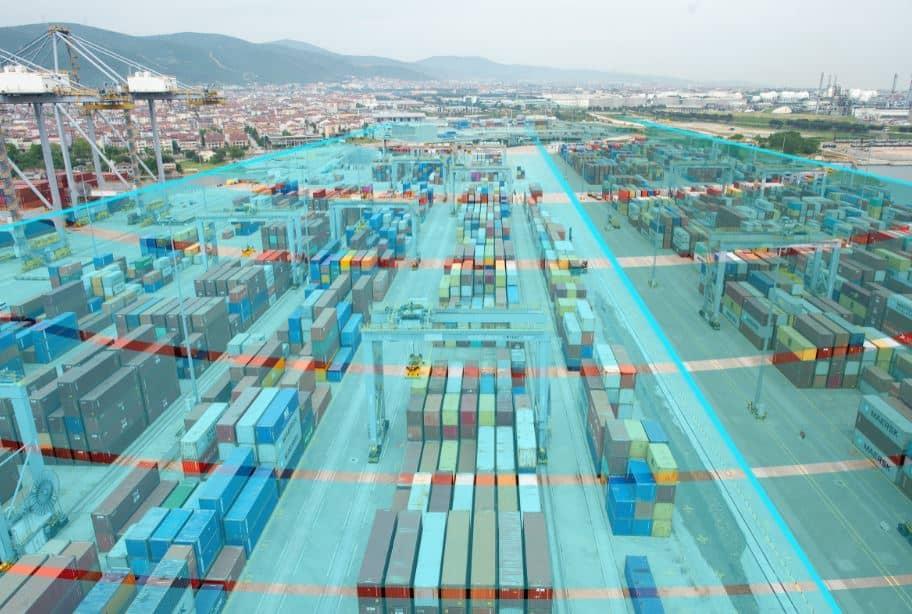 Konecranes and Fluidmesh deliver fully wireless ARTG crane system