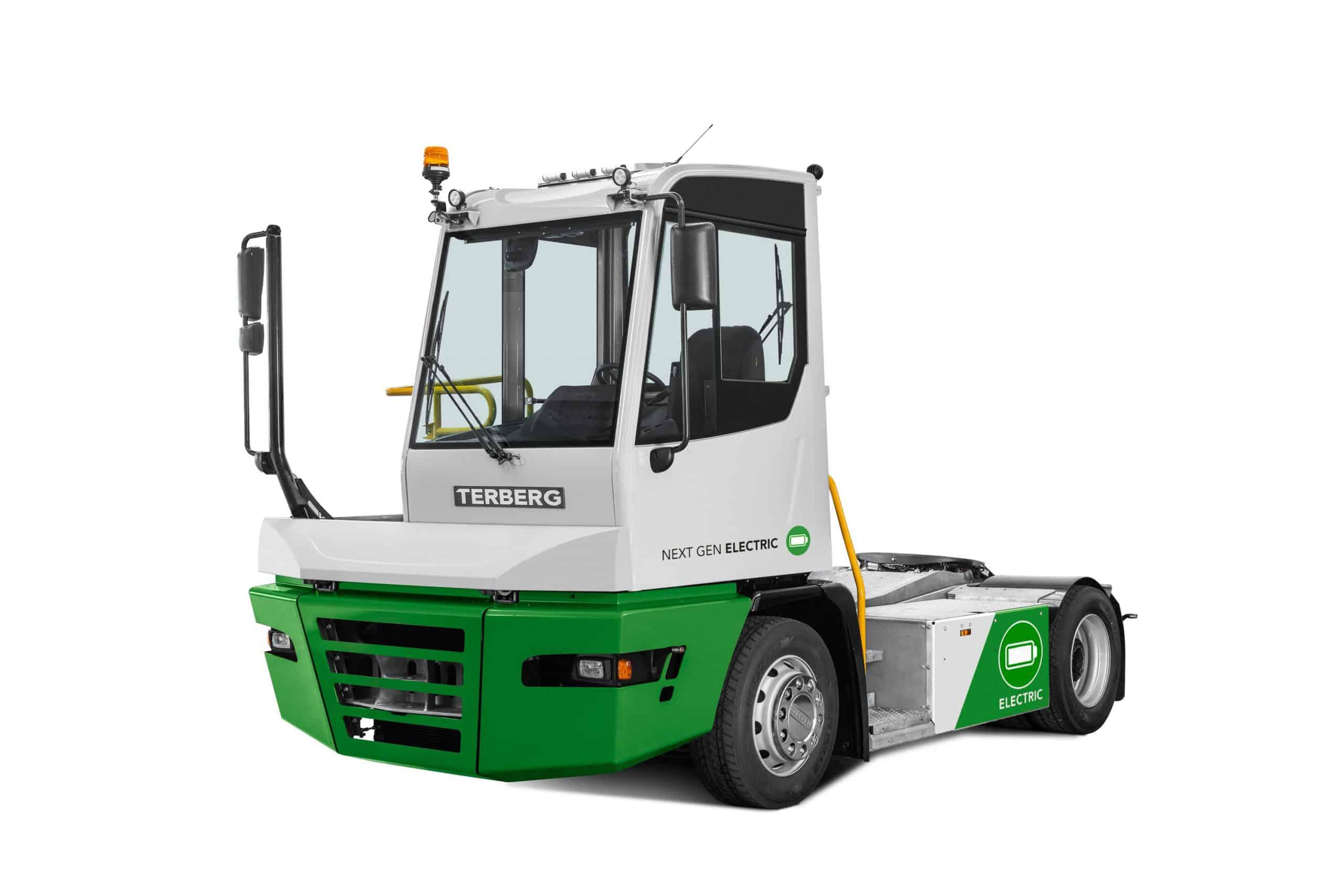 Port of Helsingborg orders electric terminal tractors