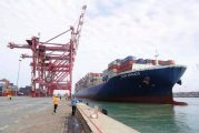 Benin Terminal welcomes 300 m container ship for first time