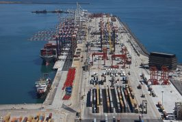 Port of Cape Town gains additional capacity to help relieve pressure at terminals