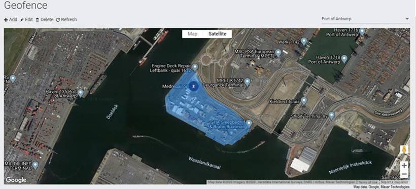 Carrier Transicold enhances data management platform