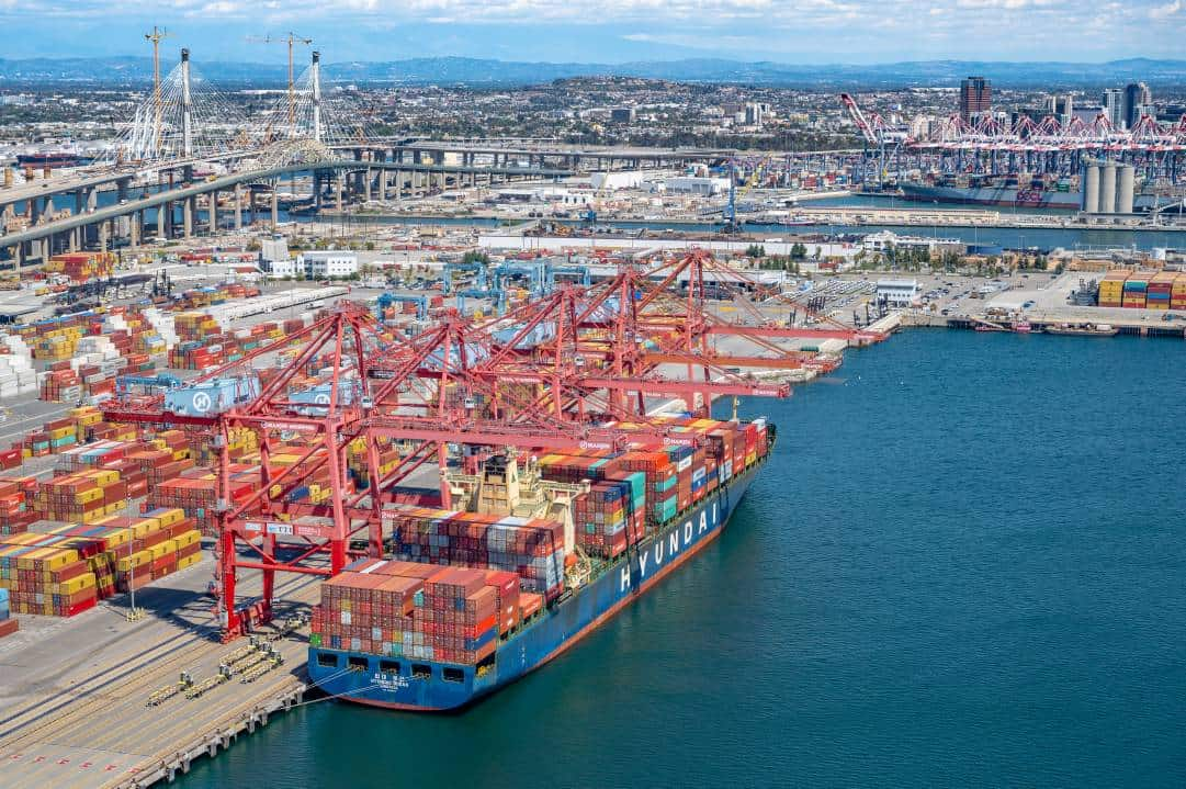 Port of Long Beach: double digit cargo volume decline in June