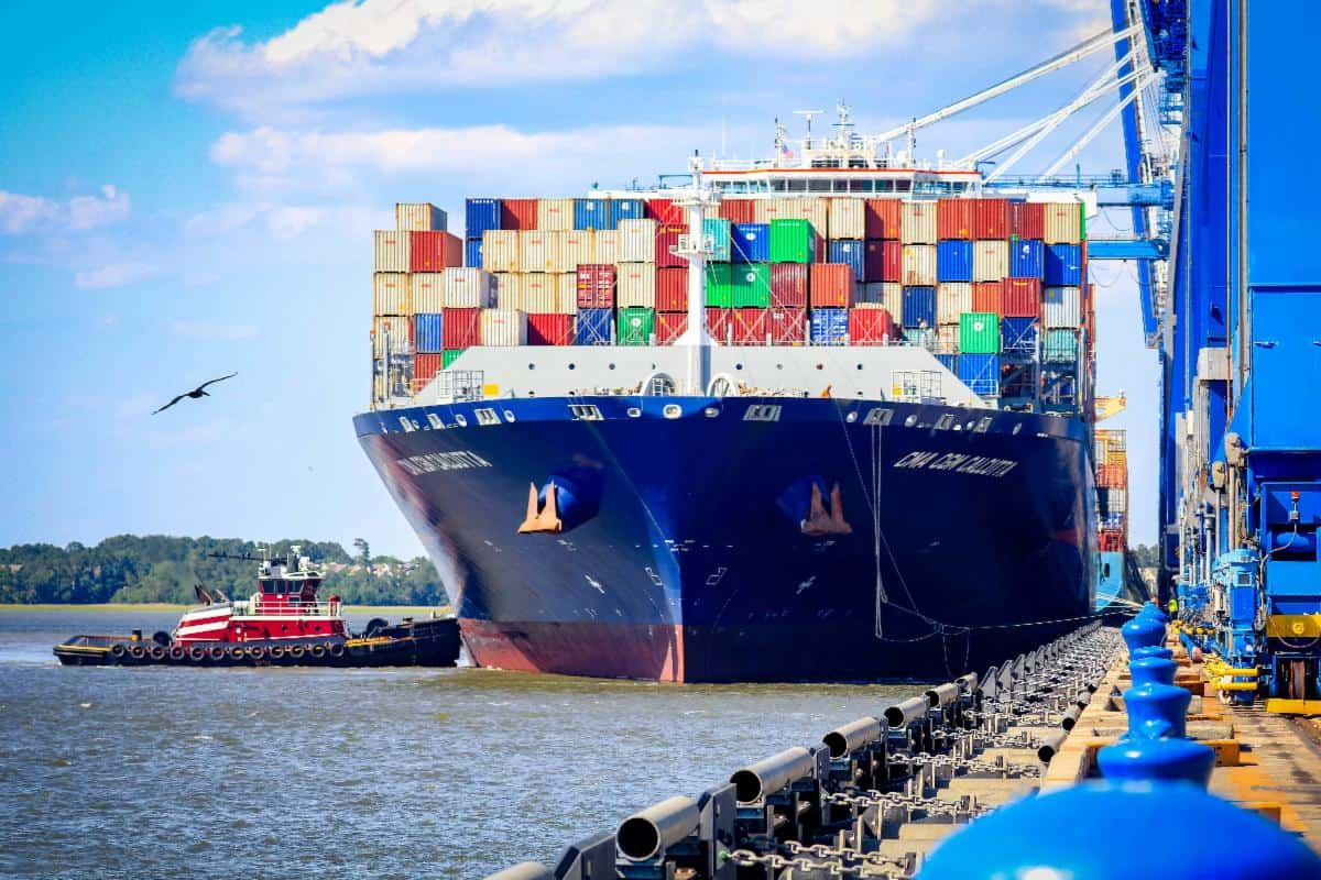 SC Port Authority's fiscal year volumes remain stable despite COVID-19 impact