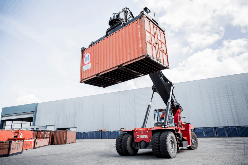 Kalmar to deliver mobile equipment to DP World Lirquen