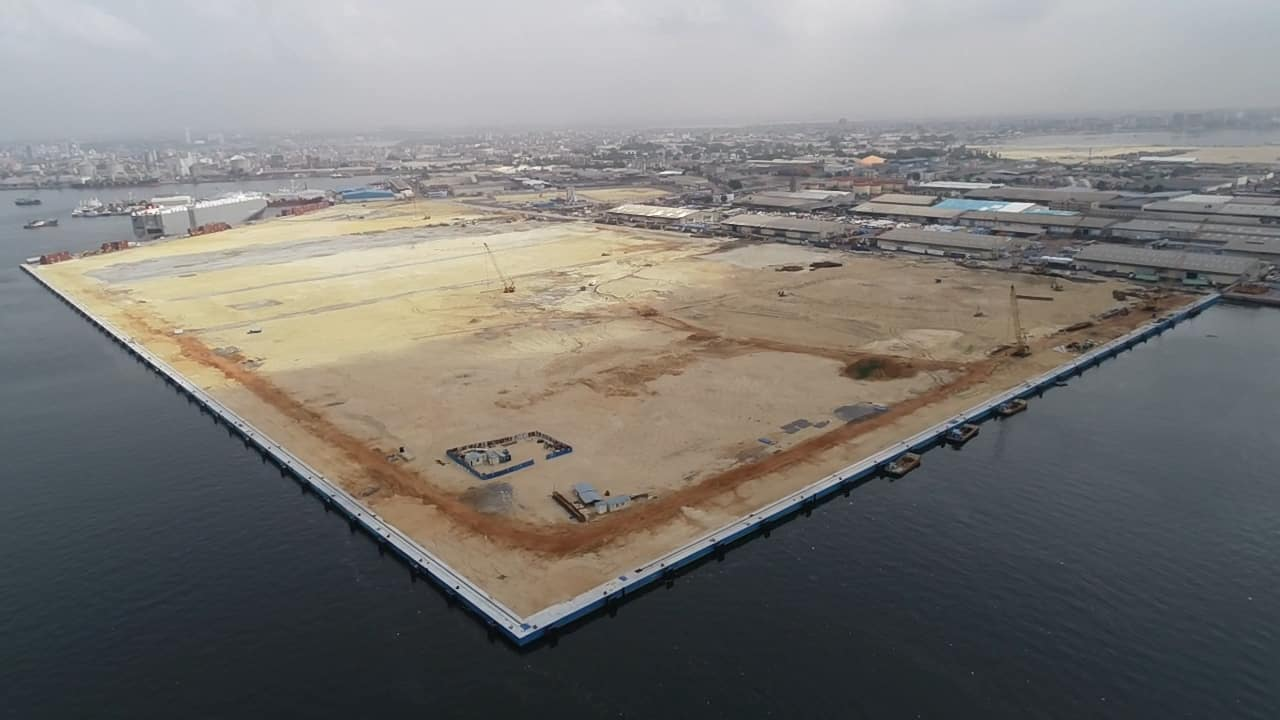 New Ivory Coast container terminal commences next phase of development