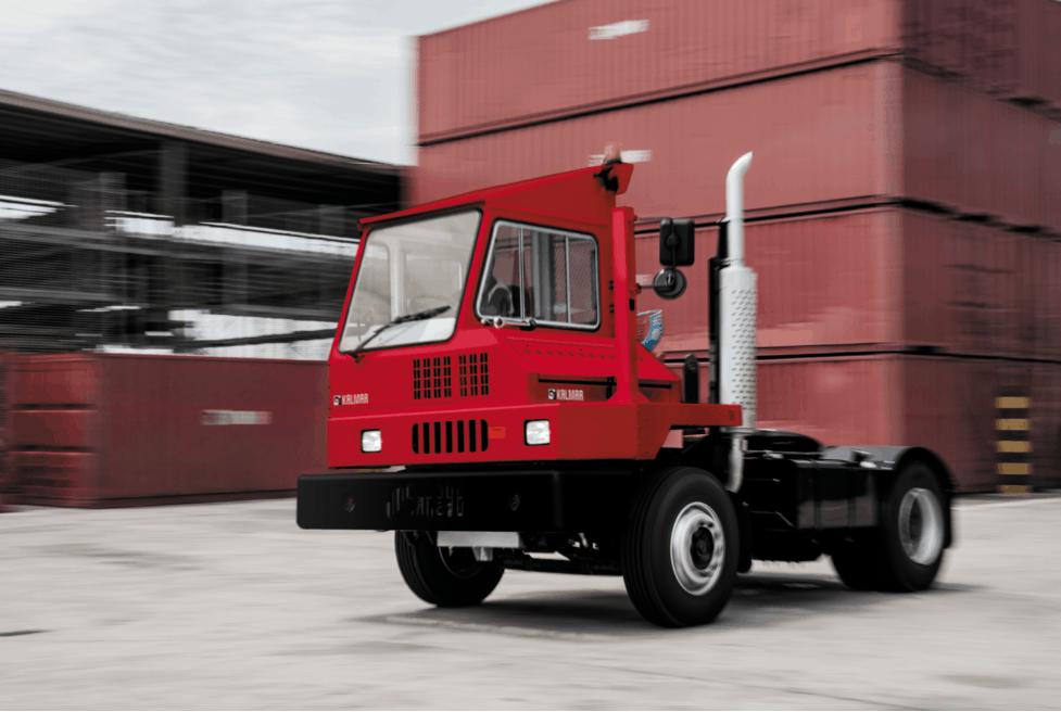 Saigon Newport opts for new TL2 Kalmar terminal tractors
