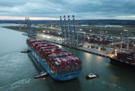 Forth Ports and DP World to make joint bid for freeport on Thames