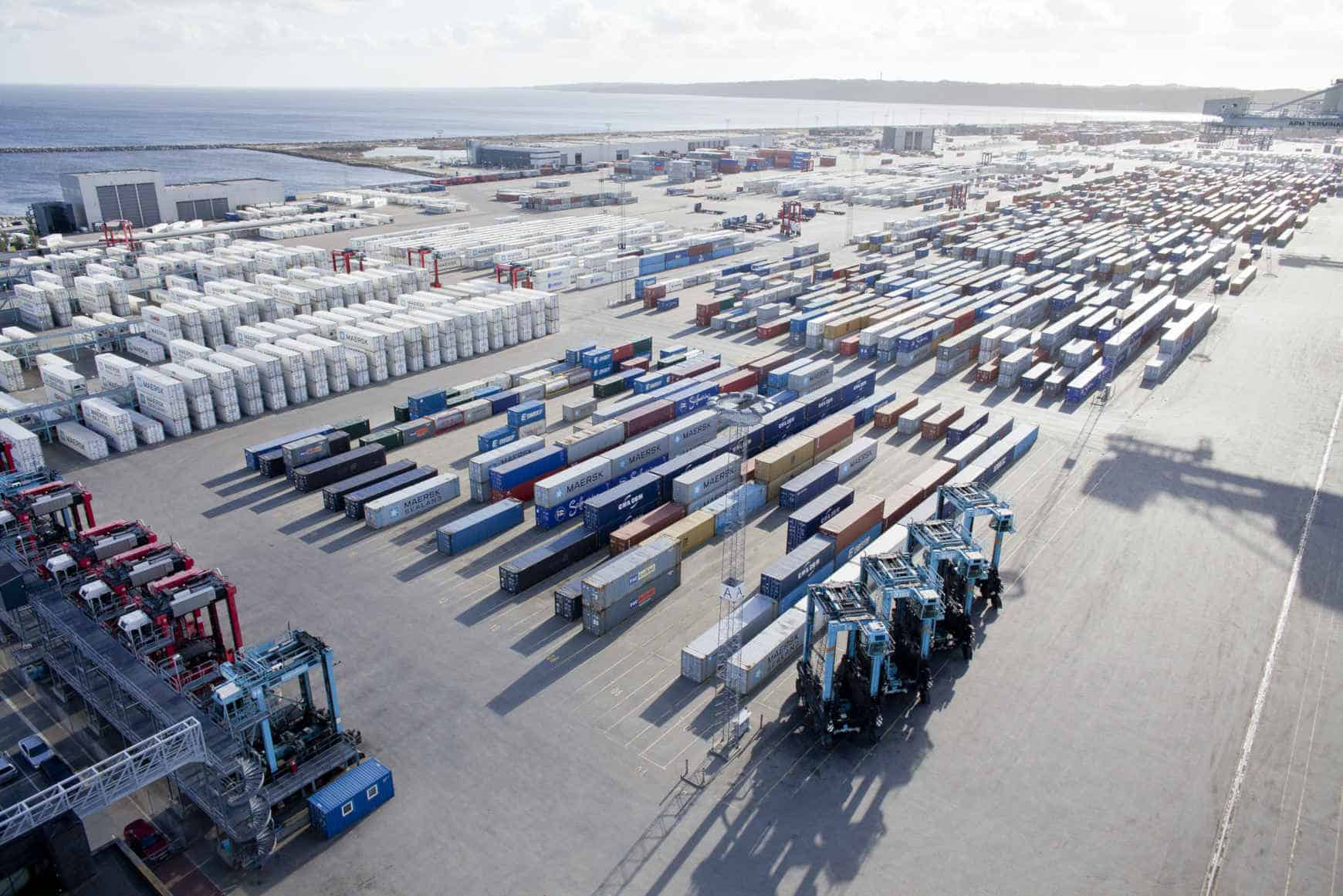 APMT set to acquire ALC's Aarhus container terminal