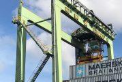 Hybrid electric cranes deliver major emissions savings at Port of Oakland