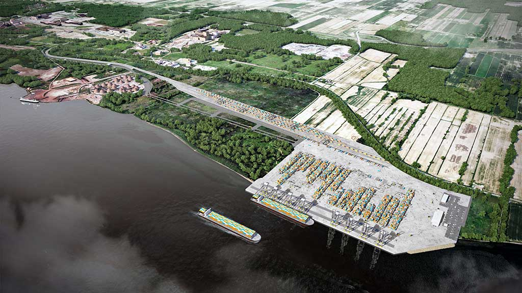 Montreal Port Authority launches public procurement process for new terminal