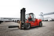 Yizheng Port orders four medium and heavy forklifts from Kalmar