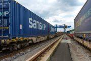 Samskip launches Duisburg-Amsterdam rail service