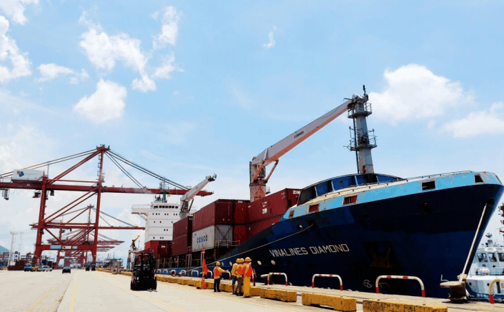 DaChan Bay Terminals provides connection to Vietnam through new Intra Asia service
