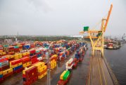 Sany STS crane delivered to Latvia's Baltic Container Terminal