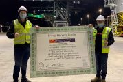 LED lighting helps ICTSI Australia lower power consumption and carbon emissions