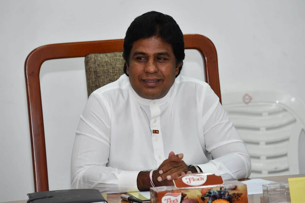 Sri Lankan government to expand local ports in export drive