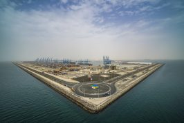 Khalifa Port expansion on track for Q1 2021 completion