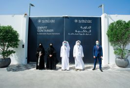 Abu Dhabi Ports launches Smart Container Initiative