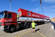 CSP Spain receives six new Konecranes RTGs