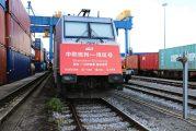 Sinotrans establishes rail link between Shenzhen and Duisburg