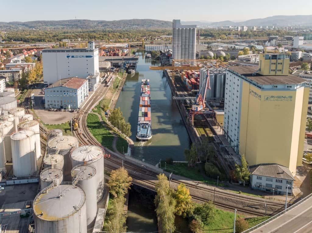 HPC helps to develop Port of Switzerland's digitalisation strategy