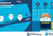 Port of Rotterdam Authority to deepen Amazonehaven basin