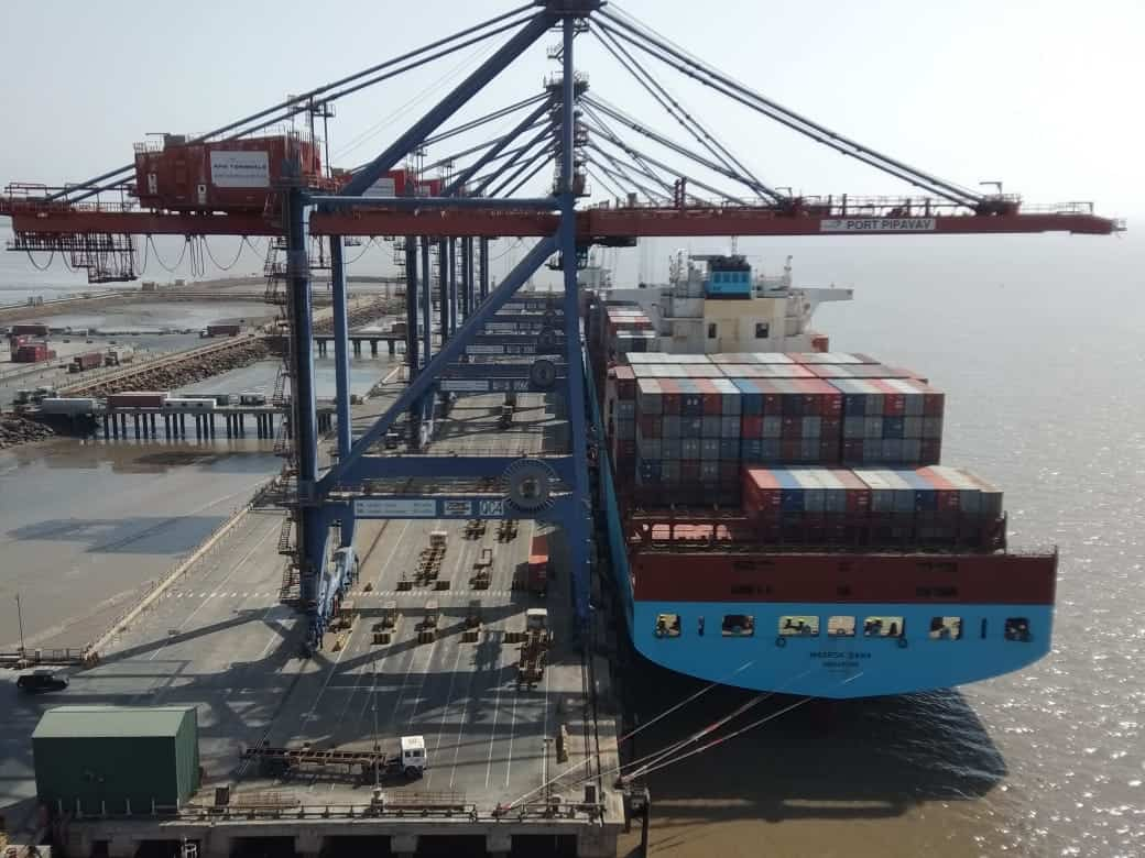 APM Terminals Pipavav approves expansion plan