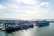 Response measures to high demand post-lockdown have had a positive impact at Port of Felixstowe