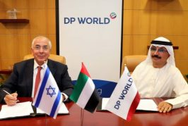 DP World and Dubai Customs agree to form trade links with Israel