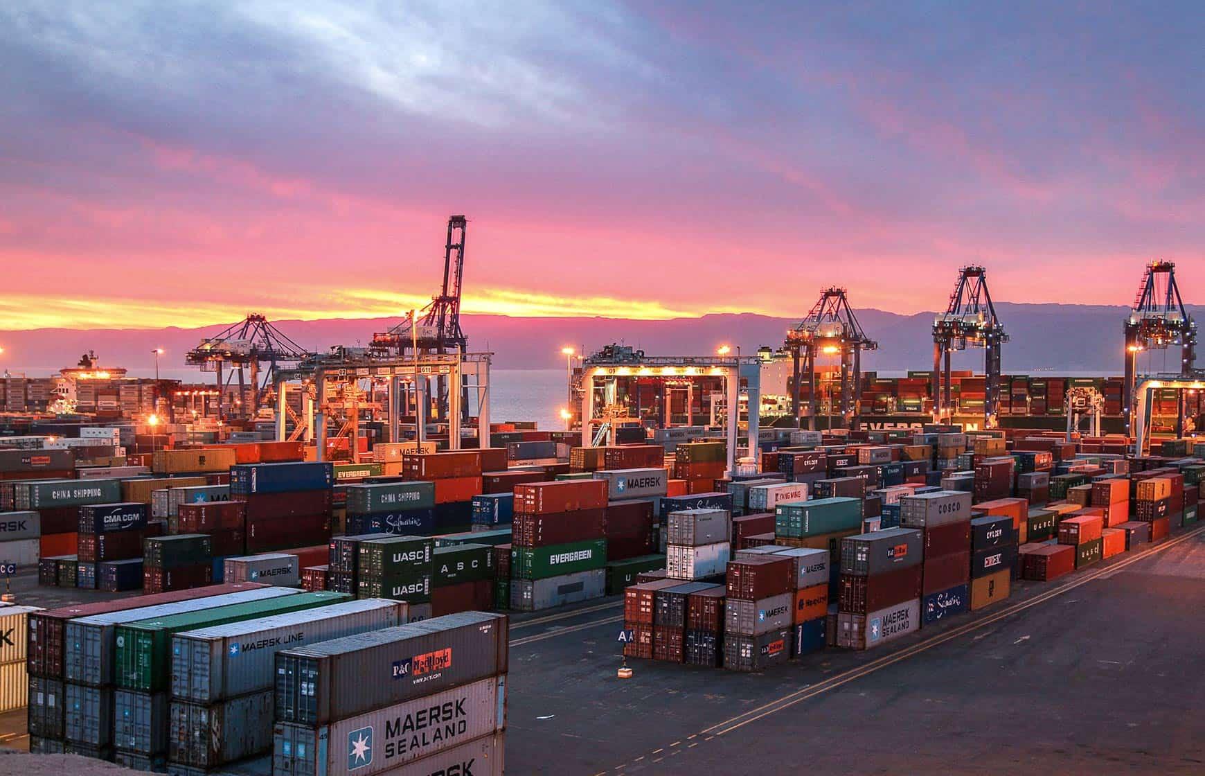 Volumes up 20% at Aqaba Container Terminal