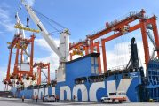 Manila International Container Terminal receives eight new hybrid RTGs