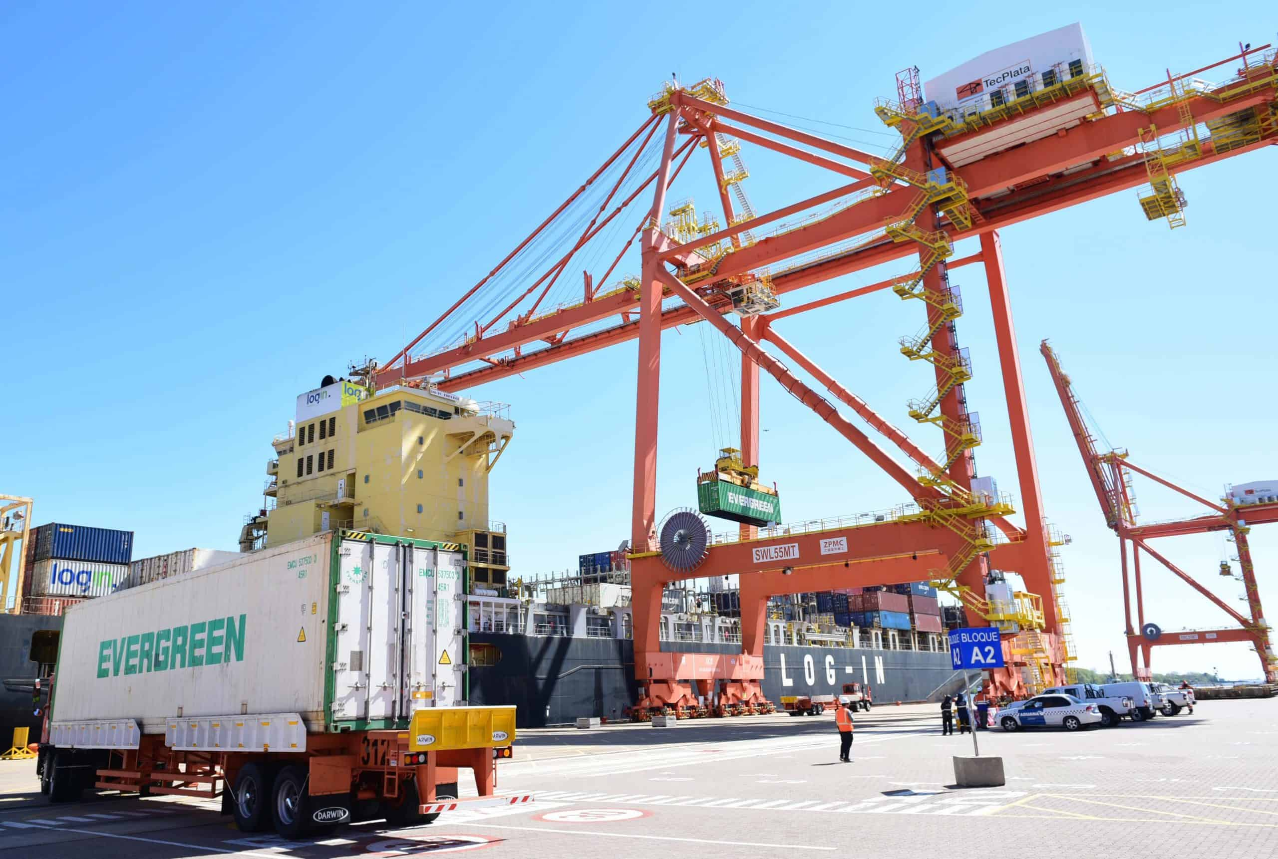 TecPlata starts receiving Far East imports