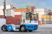 Terberg starts intensive testing of hydrogen terminal tractor