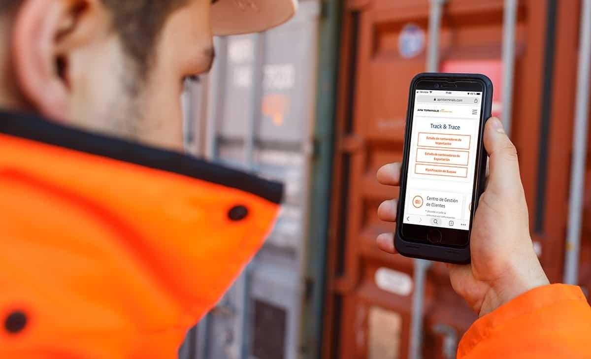 APM Terminals upgrades container tracking platform