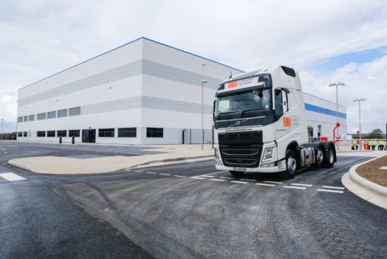 Comagnie Fruitière banana ripening facility completed at DP World London Gateway Logistics Park