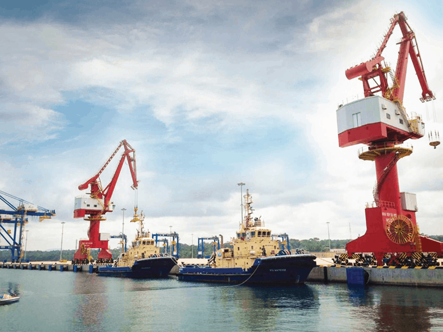 ICTSI Cameroon starts commercial operations at the Port of Kribi