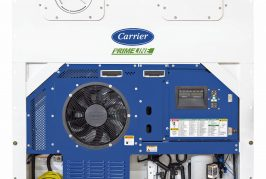 Carrier Transicold uses CO2 injection option to extend shelf life of perishables